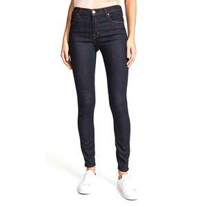 J Brand Maria High Rise Skinny Jeans Dark Rinse 29